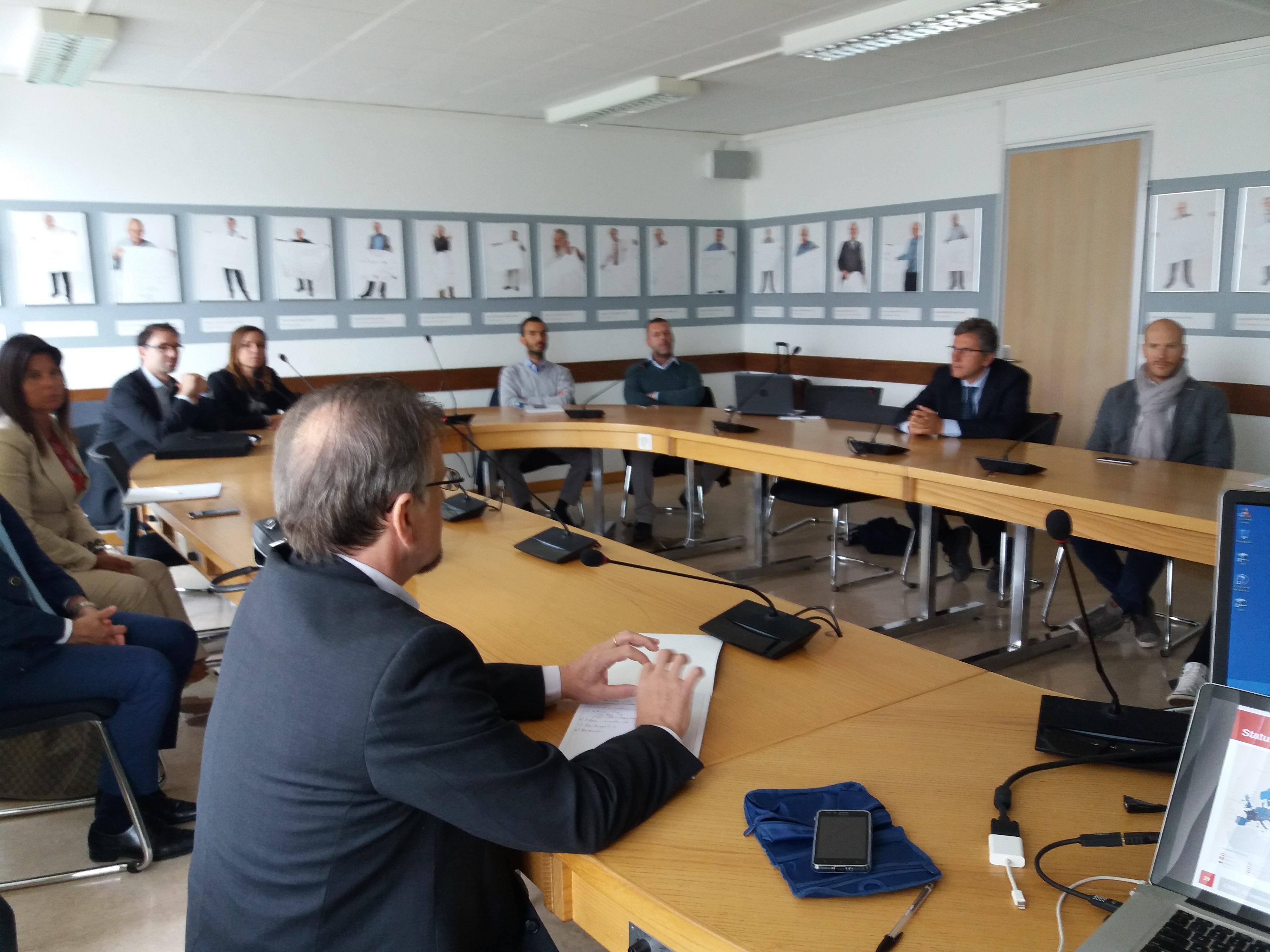 Italian Companies at CERN, September 12-13, 2017